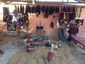 Chinchero Textiles Market